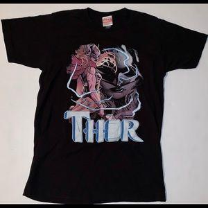 Vintage Marvel Thor Tee Size Small